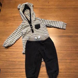 Carter's Infant Boys Matching Outfit - 9 months